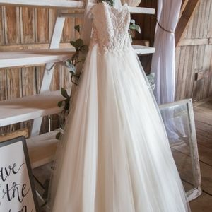 Lavonne wedding gown by maggie sottero